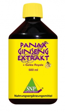 Panax Ginseng Gelee Royale 500 ml