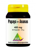 Papaya + Ananas