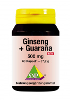 Ginseng + Guarana  500 mg Rein