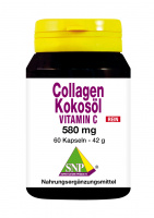 Kollagen Kokosöl Vitamin C