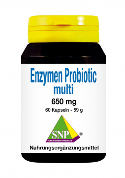 Enzymen Probiotic multi