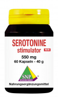 Serotoninstimulator rein