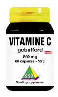 Gepuffertes Vitamin C - 800 mg Rein