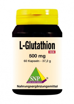 L-Glutathion Rein 500 mg
