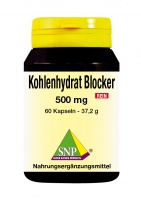 Kohlenhydrat Blocker 500 mg Rein