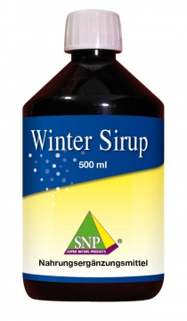 Winter Sirup 500 ml