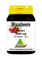Moosbeere + Vitamin C 5000 mg