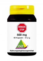 Hunger Stop 500 mg Rein