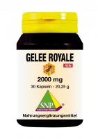 Gelee Royale 2000 mg Rein