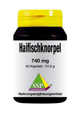 Haifischknorpel  740 mg