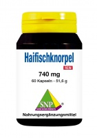 Haifischknorpel  740 mg Rein